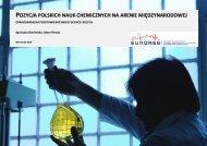 Nauki chemiczne - PolSCA