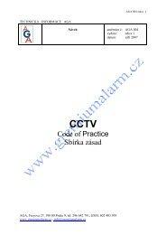 Code of Practice Sbírka zásad