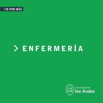 ENFERMERÍA - Universidad de los Andes - Admisión