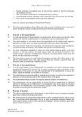 Behaviour Discipline Rewards and Sanctions Policy 2011 - Page 2