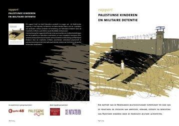 rapport-palestijnse-kinderen-en-militaire-detentie