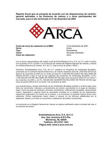 Infoanual _3_.DOC - Arca Continental