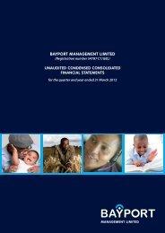 Bayport-Management-F.. - Investing In Africa