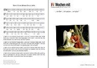 2 Seiten DIN A4 zum Falten | PDF-Datei - 7 Wochen mit