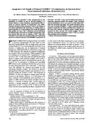 Apoptotic Cell Death of Primed CD45RO+ T Lymphocytes in ... - Blood
