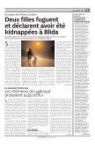 Mise en page 1 - Algérie news quotidien national d'information - Page 5