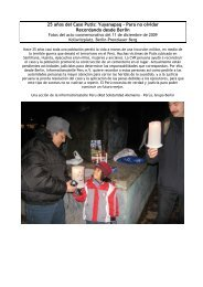 25 años del Caso Putis: Yuyanapaq - Para no olvidar