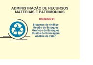 ADM MATERIAIS - Unidade 04.pdf - FESP