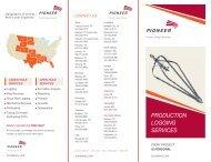 Wireline Production Logging Services Brochure - Pioneer Energy ...
