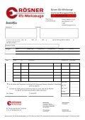 CEMO Streuwagen SW 130 - Rösner KFZ Werkzeuge - Page 7
