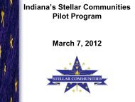 Stellar Communities: Inter-Agency Collaboration for Investments in ...
