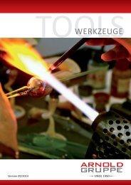 WERKZEUGE - Arnold Gruppe