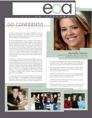 GO CONFIDENTLY - Arbonne