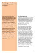 Do the right thing, Adviser's and creditors experience of best practice ... - Page 7