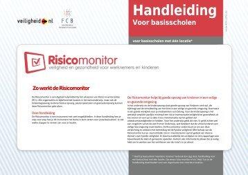 Handleiding risicomonitor 2.0 voor ... - Risico-monitor.nl