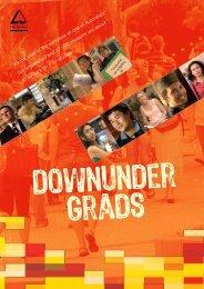 Downunder Grads Teachers Notes