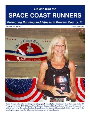 June July 2010 - Space Coast Runners