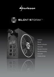 silentstorm cm - Sharkoon
