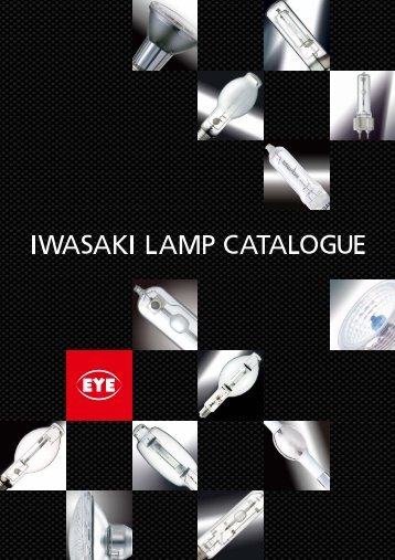 Download Catalogue (4.9Mb) - EYE Lighting