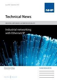 Technical News #58 - NHP