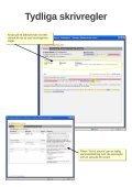 Användarhandledning Validera text - Page 3