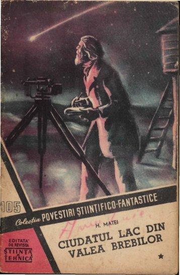 Colectia povestiri stiintifico fantastice cpsf 105 - Psihologia Online