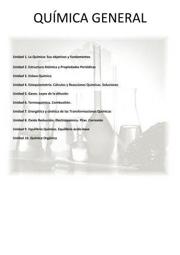 QUÍMICA QUÍMICA GENERAL ENERAL - Parciales Ingenieria
