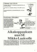 Suomen Liitokiekkoliitto ry - Ultimate.fi - Page 7