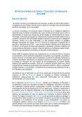 Resumen ejecutivo ESTRATEGIA ESPAÑOLA DE ... - ICONO - Page 2