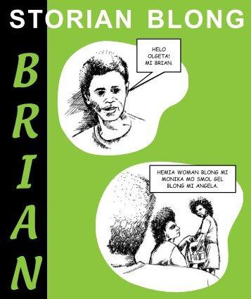 Storian Blong Brian - Wan Smolbag Theatre