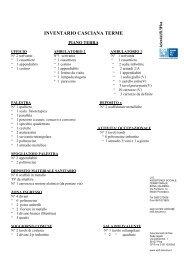inventario rsa casciana.pdf - Azienda USL 5 Pisa