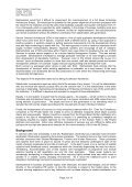 Project CAIRO Final Report - University of Roehampton - Page 3