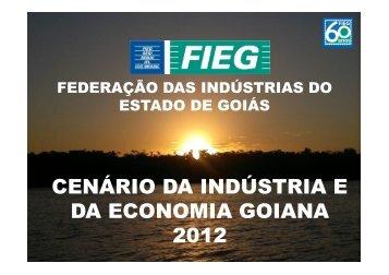 Representante do Governo de Goiás. - AEP