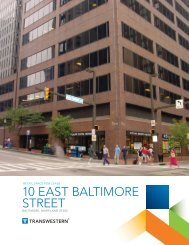 10 EAST BALTIMORE STREET - Downtown Baltimore