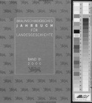 Braunschweigisches Jahrbuch für Landesgeschichte 81.2000