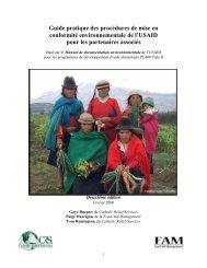 Avec photos - USAID: Africa Bureau: Office of Sustainable ...