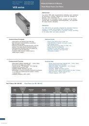 VEB series - Elektro-Trading