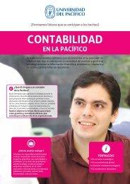 CONTABILIDAD - Universidad del Pacífico