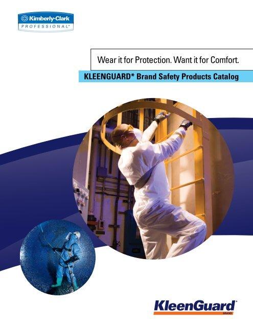 KLEENGUARD* Safety Products Catalog - KIMBERLY-CLARK ...
