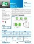 Pictogram Exit Signs Catalogue (Download PDF) - Page 4