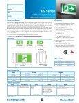 Pictogram Exit Signs Catalogue (Download PDF) - Page 5