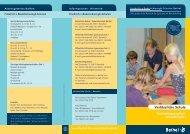 Verlässliche Schule - Friedrich-v.Bodelschwingh-Schulen Bethel