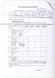 AJAY KUMAR, PRS-Panchayet Kursandi and Ganeshpur - Madhepura