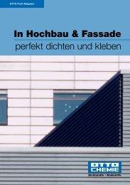 In Hochbau & Fassade perfekt dichten und kleben - Northe