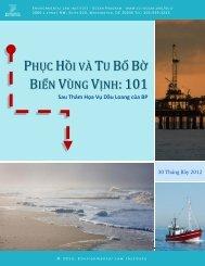 Phục Hồi và Tu Bổ Bờ Biển Vùng Vịnh: 101 - ELI's Ocean Program