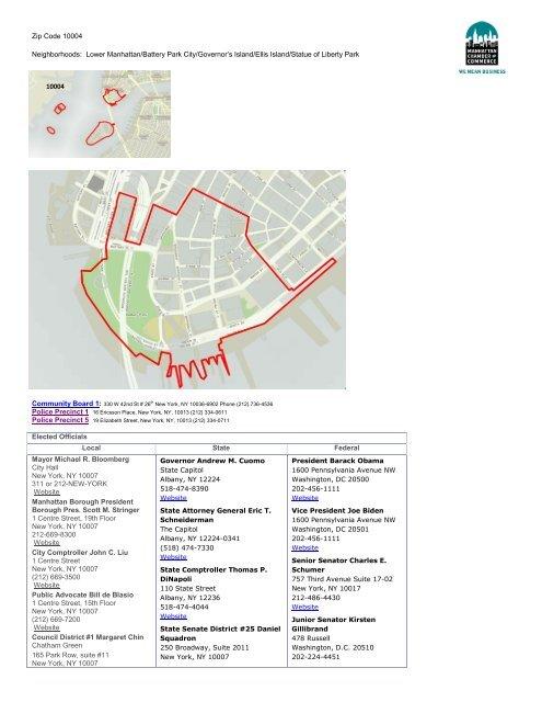 Lower Manhattan Zip Code Map.Zip Code 10004 Neighborhoods Lower Manhattan Battery Park City