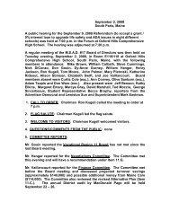 Microsoft Word - Minutes - 9-2-08.pdf - MSAD #17