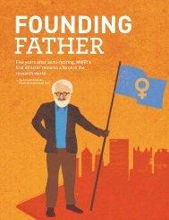 Founding Father - Anna Dubrovsky