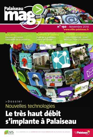 Palaiseau Mag n°150 - Ville de Palaiseau