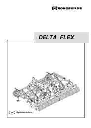 DELTA FLEX - Kongskilde